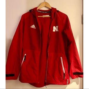 Nebraska dri-fit jacket
